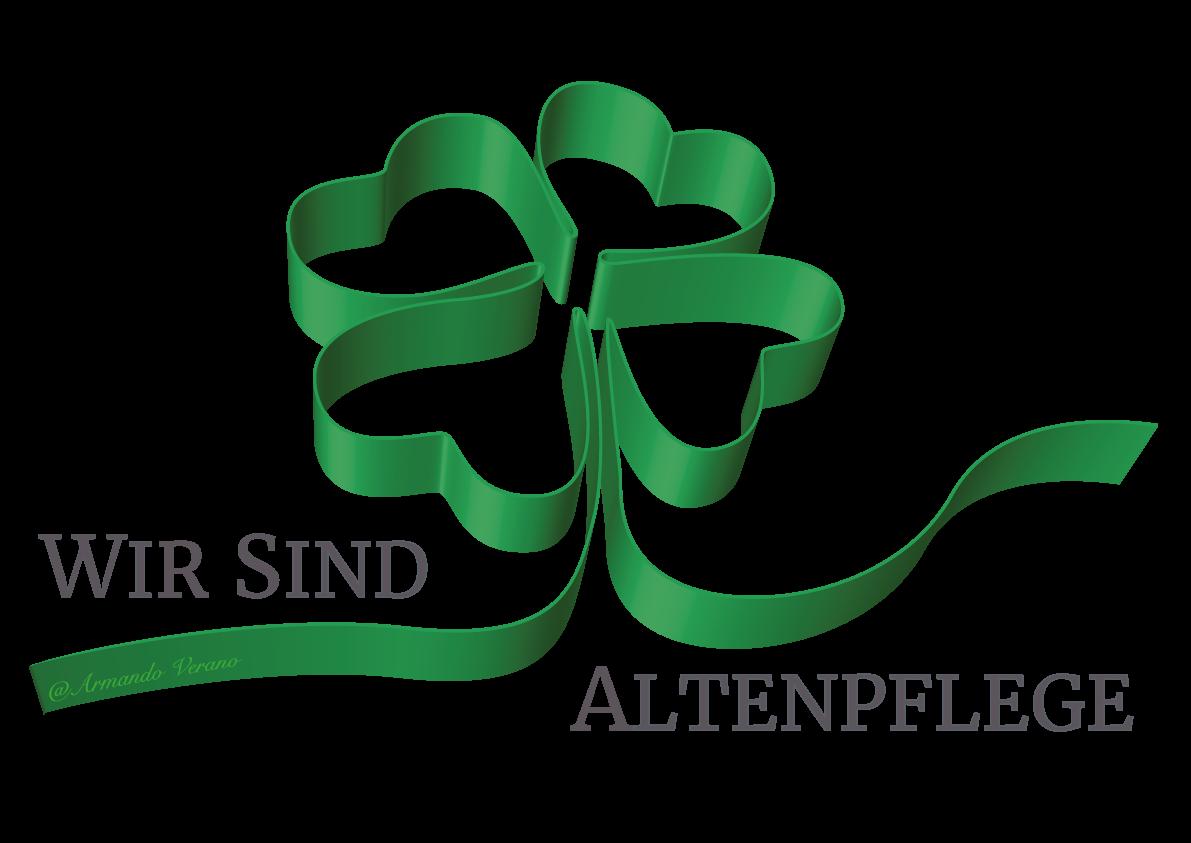 Logo Wir sind Altenpflege