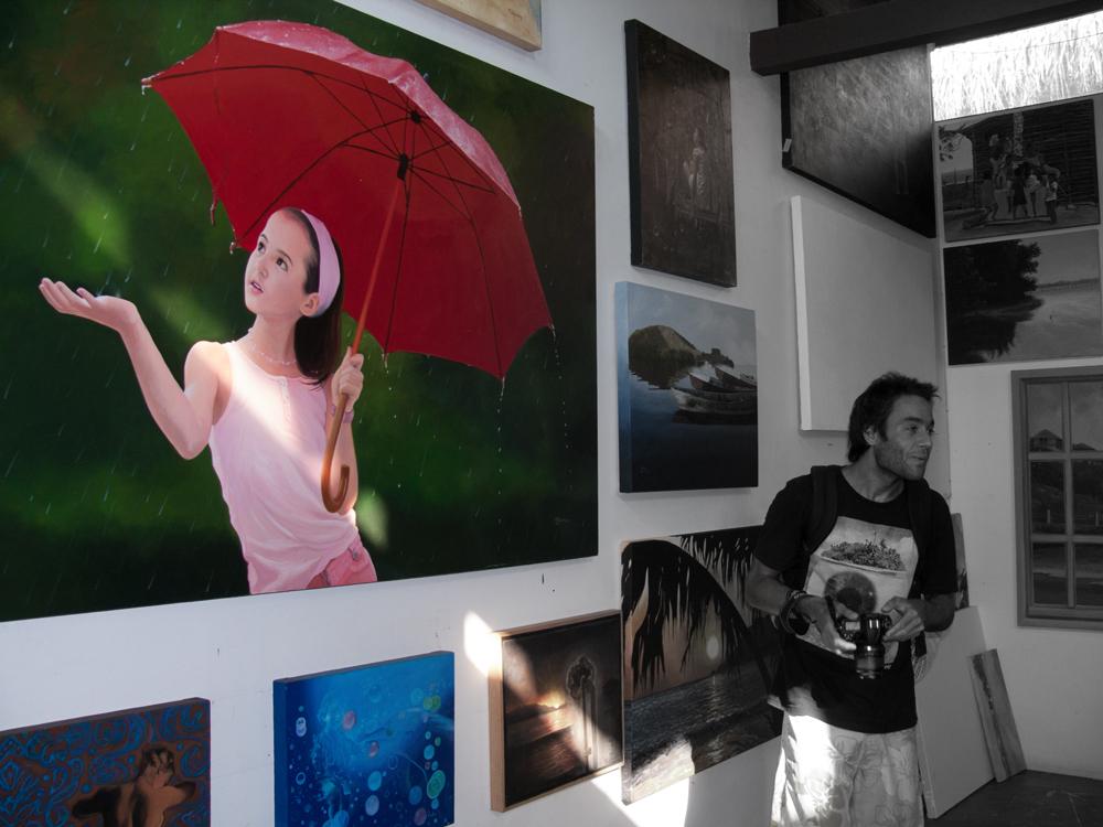 Freund-in-einem-Mexikanischen-Atelier