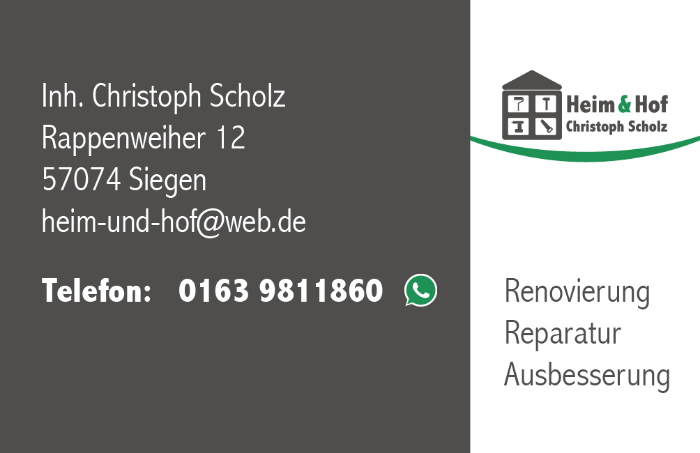 Visitenkarte Christoph Scholz Armando Verano2