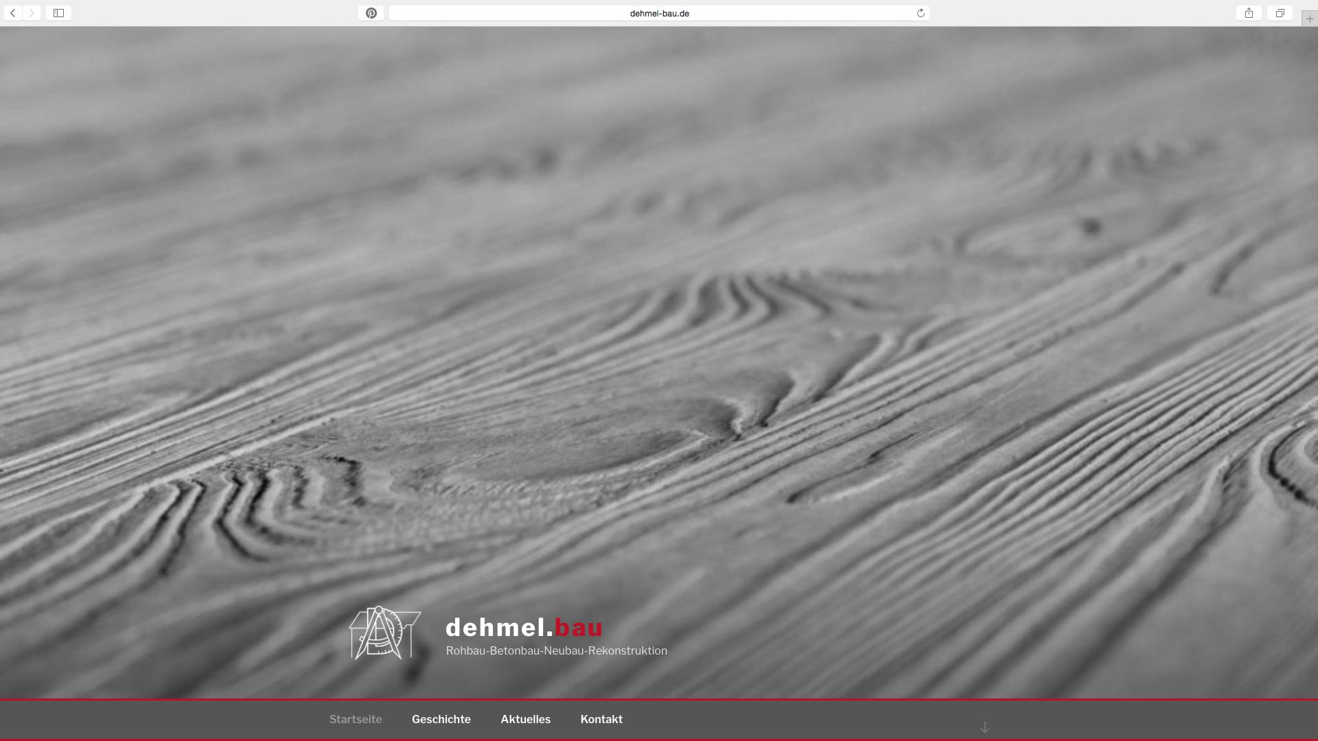 Webdesign in Hirschfelde neu