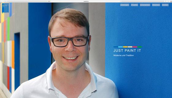 JUST-GmbH-Homepage-Vorschau