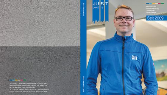 Vorschaubild Just Image 10 Jahre Druckdatei Umschlag