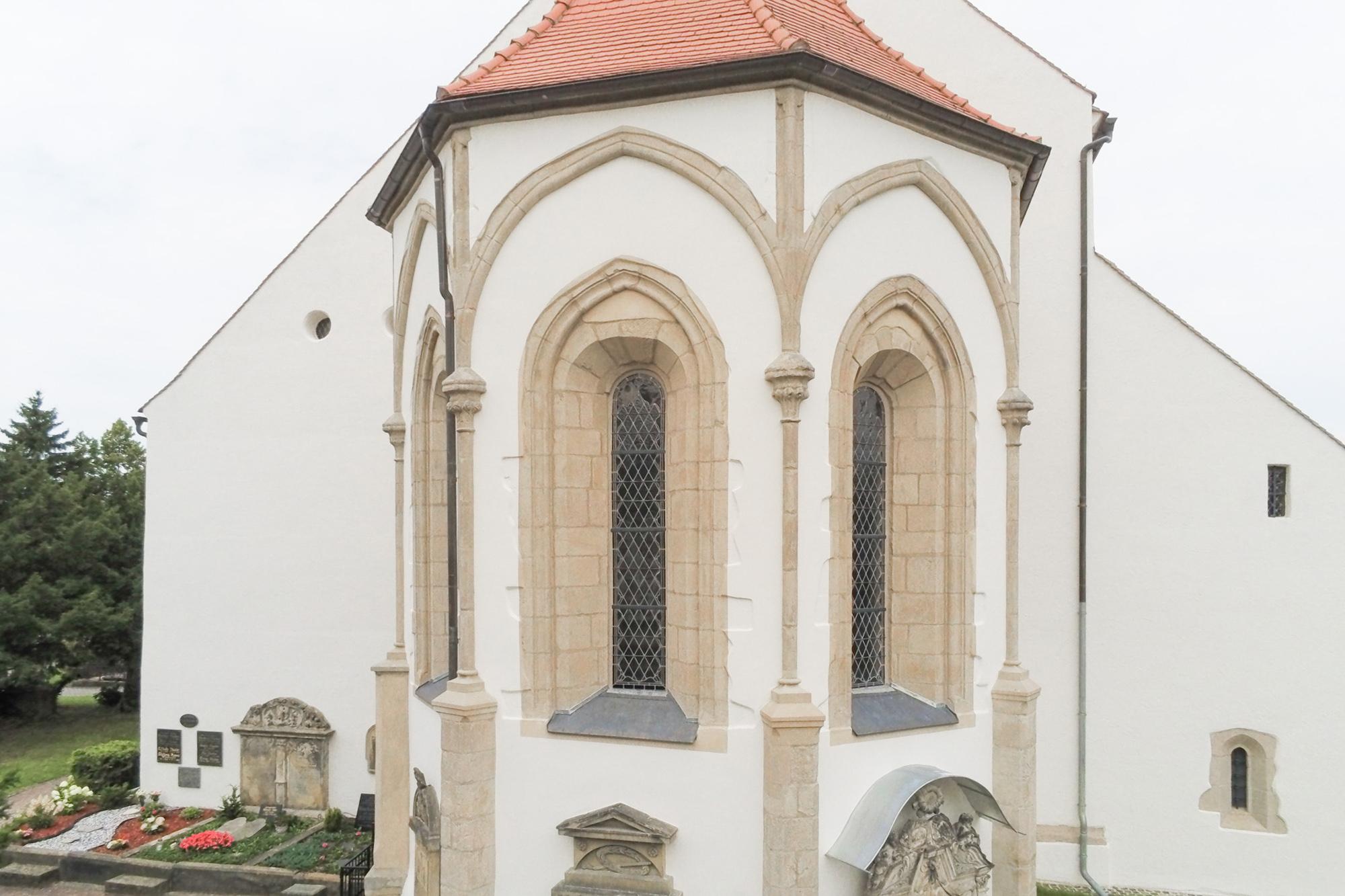 JUST GmbH Zittau Frauenkirche Denkmal gerecht werden